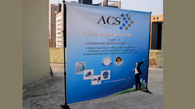 Portable Exhibition Display Boards : Exhibition display advertising display boards in thane mumbai